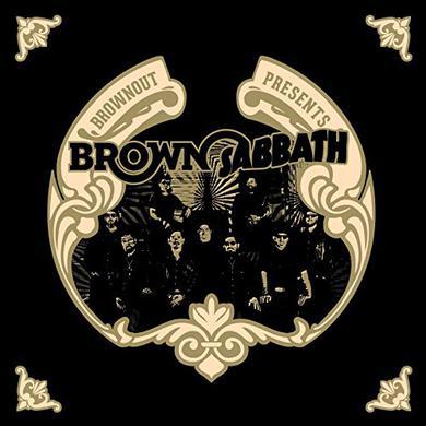 BROWNOUT PRESENTS BROWN SABBATH Vinyl Record