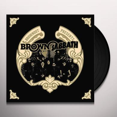 BROWNOUT PRESENTS BROWN SABBATH Vinyl Record