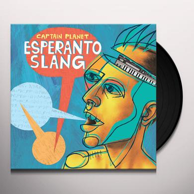 Captain Planet ESPERANTO SLANG Vinyl Record