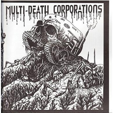 Mdc MULTI DEATH CORPORATIONS Vinyl Record