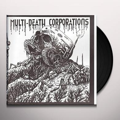 Mdc MULTI DEATH CORPORATIONS Vinyl Record