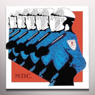 Mdc MILLIONS OF DEAD COPS-MILLENNIUM EDITION Vinyl Record - Clear Vinyl