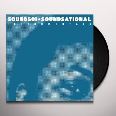 Soundsci SOUNDSATIONAL INSTRUMENTALS Vinyl Record