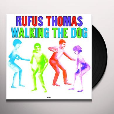 Rufus Thomas WALKING THE DOG Vinyl Record