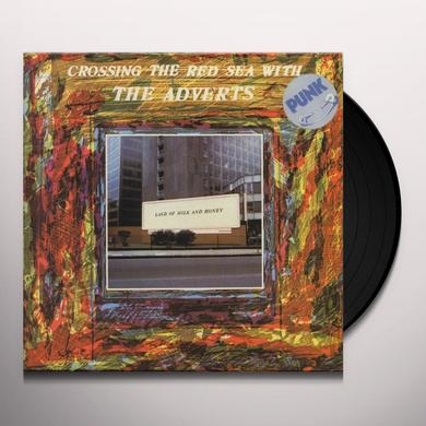 CROSSING THE RED SEA WITH THE ADVERTS Vinyl Record - UK Import