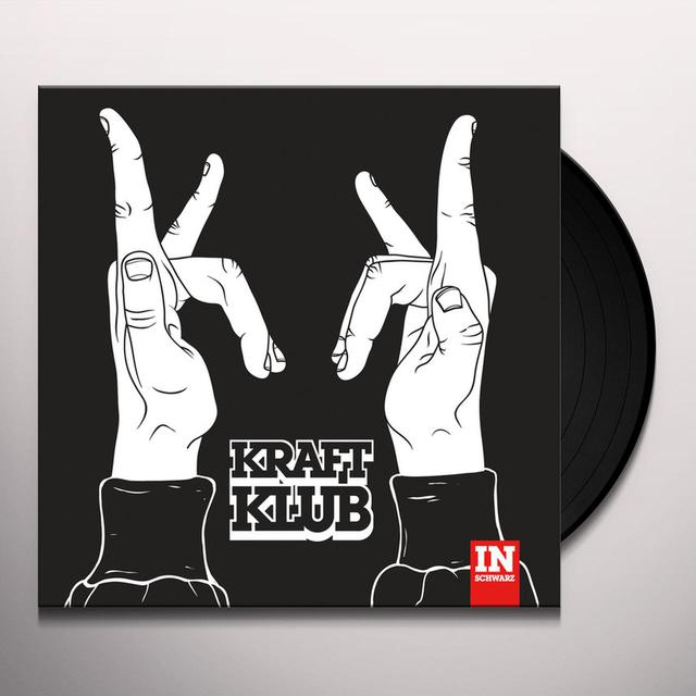 Kraftklub IN SCHWARZ Vinyl Record