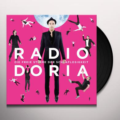 RADIO DORIA-DIE FREIE STIMME DER SCHLAFLOSIGKEIT Vinyl Record
