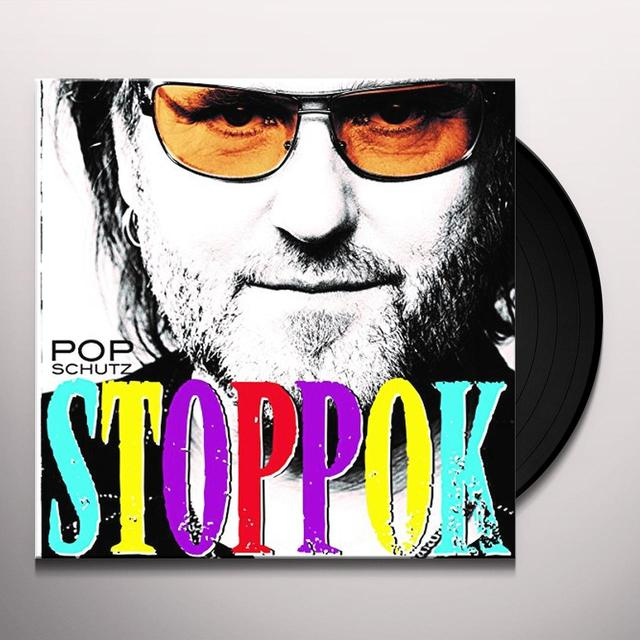 STOPPOK POPSCHUTZ (GER) Vinyl Record