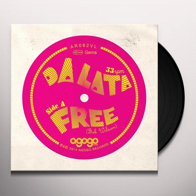 Da Lata FREE Vinyl Record - UK Import