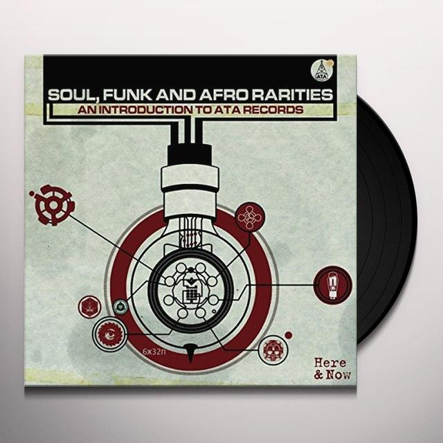 FUNK SOUL & AFRO RARITIES / VARIOUS (UK) FUNK SOUL & AFRO RARITIES / VARIOUS Vinyl Record - UK Release