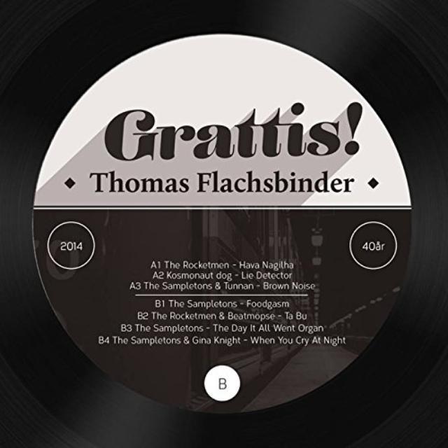 GRATTIS / VARIOUS (UK) GRATTIS / VARIOUS Vinyl Record - UK Release