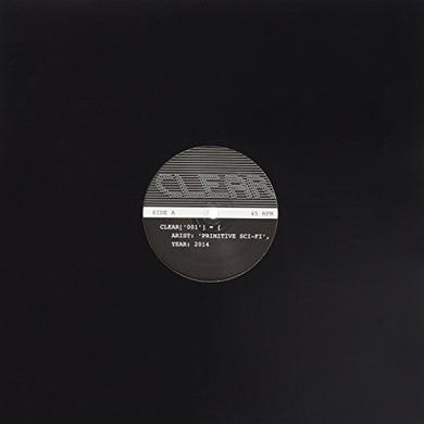 PRIMITIVE SCI-FI PSCF2 Vinyl Record