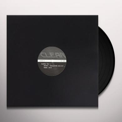 PRIMITIVE SCI-FI PSCF2 Vinyl Record - UK Import