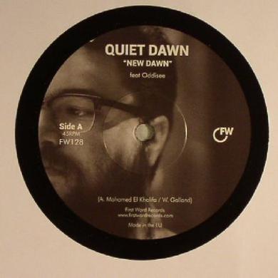 QUIET DAWN NEW DAWN Vinyl Record