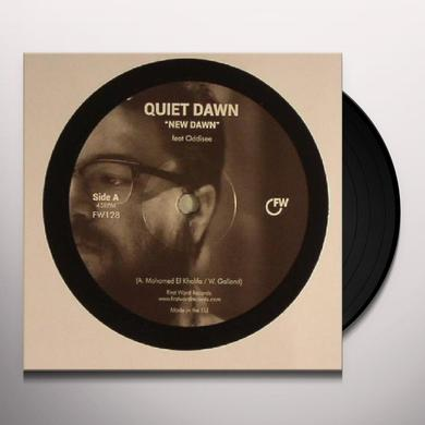QUIET DAWN NEW DAWN Vinyl Record - UK Import