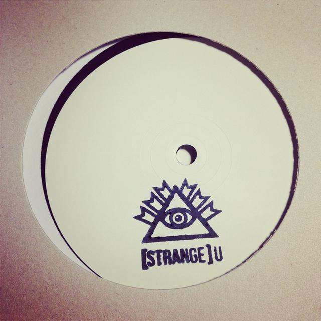 Strange U EP 2040 Vinyl Record - UK Release