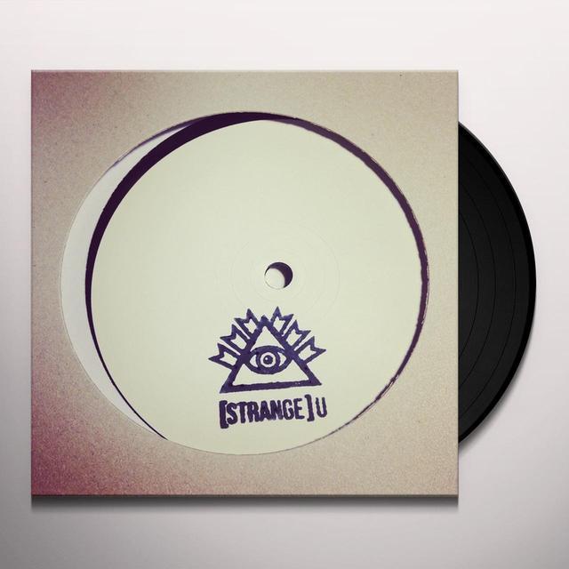 Strange U EP 2040 Vinyl Record - UK Import