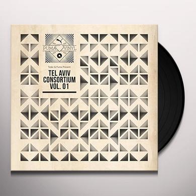TEL AVIV CONSORTIUM 1 / VARIOUS (UK) TEL AVIV CONSORTIUM 1 / VARIOUS Vinyl Record
