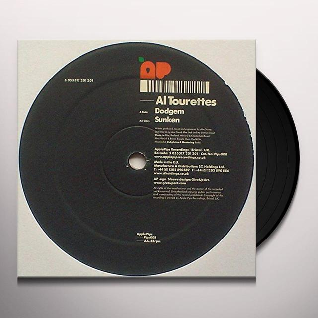 Al Tourettes DODGEM Vinyl Record - UK Release