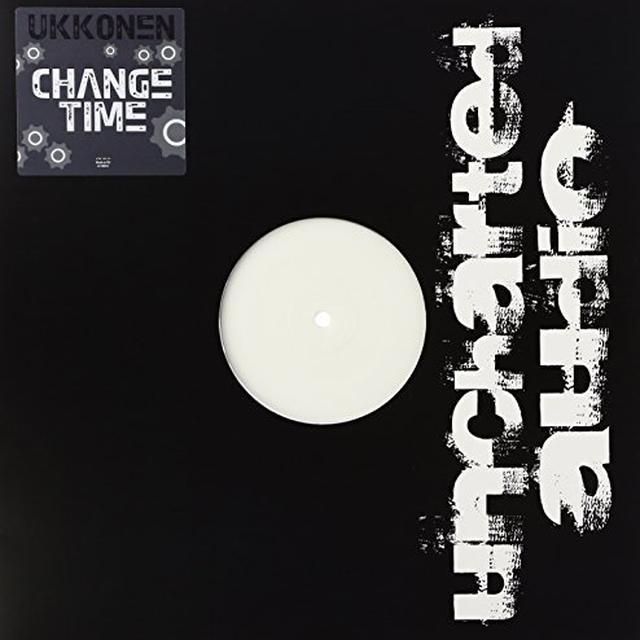 Ukkonen CHANGE TIME Vinyl Record - UK Release