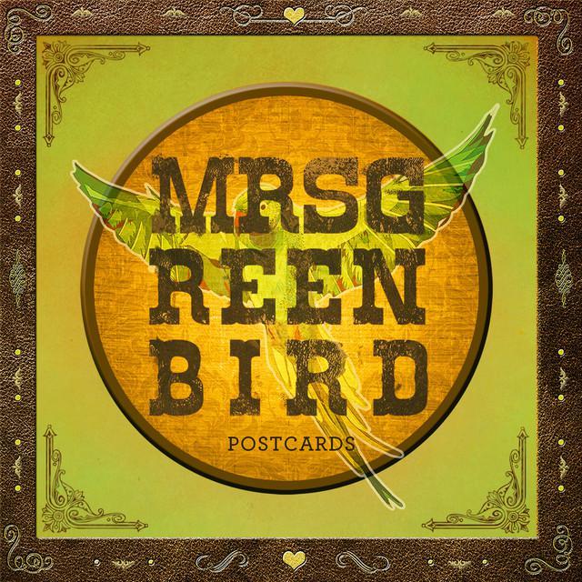 Mrs. Greenbird POSTCARDS Vinyl Record