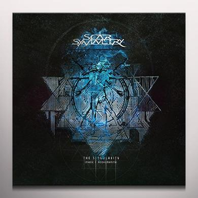 SCAR SYMMETRY SINGULARITY: SILVER VINYL Vinyl Record - Colored Vinyl, UK Import