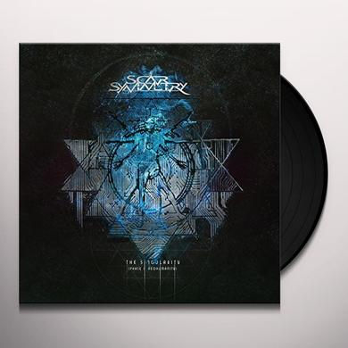 SCAR SYMMETRY SINGULARITY: BLUE VINYL Vinyl Record - UK Import