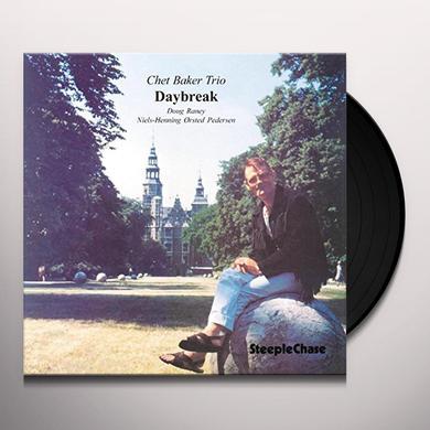 Chet Baker DAYBREAK Vinyl Record - UK Import