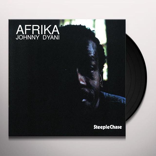 Johnny Dyani AFRIKA Vinyl Record