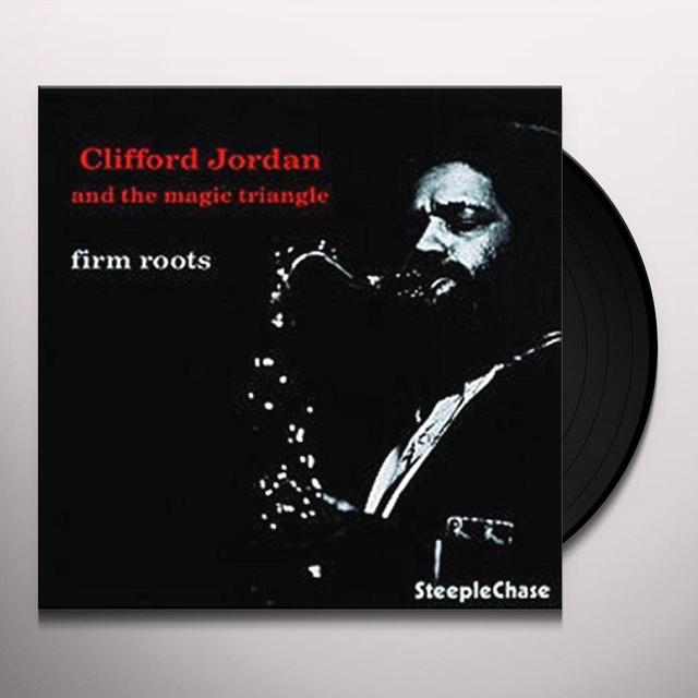 Clifford Jordan FIRM ROOTS Vinyl Record
