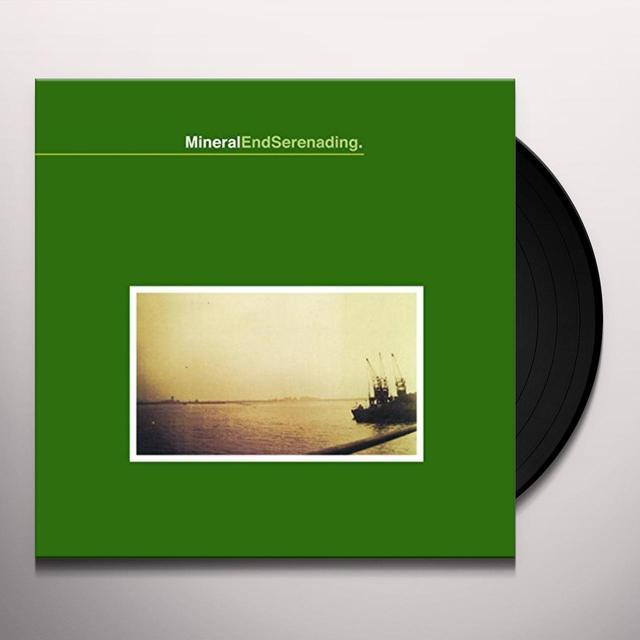 Mineral ENDSERENADING Vinyl Record - UK Import
