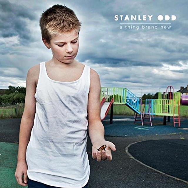 Stanley Odd THING BRAND NEW Vinyl Record - UK Import