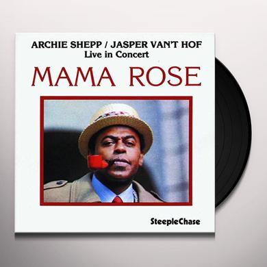 Archie Shepp MAMA ROSE Vinyl Record