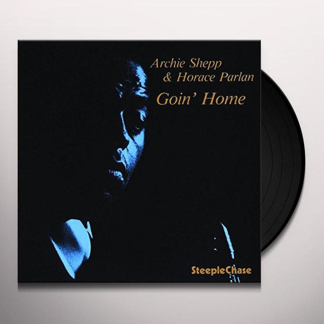 Archie Shepp GOIN HOME Vinyl Record - UK Import