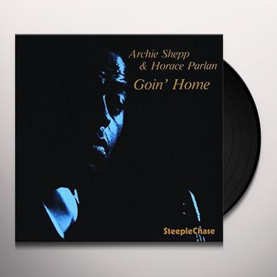Archie Shepp GOIN HOME Vinyl Record