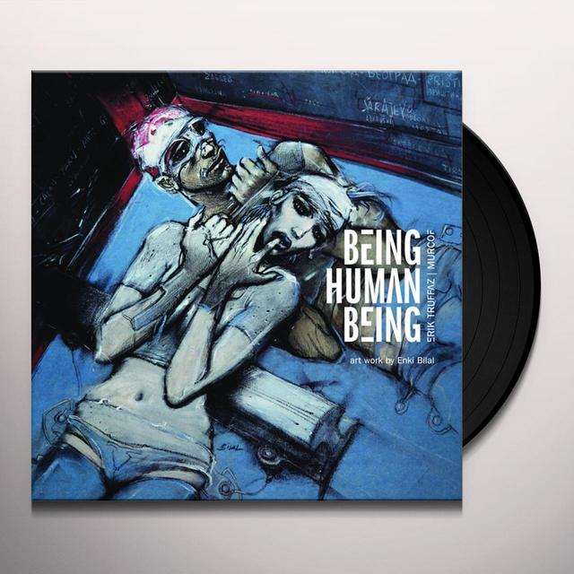 Erik Truffaz BEING HUMAN BEING (UK) (Vinyl)