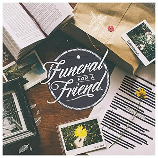 Funeral For A Friend CHAPTER & VERSE Vinyl Record - UK Release