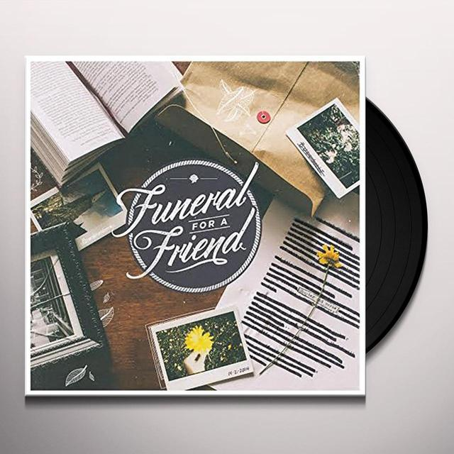 Funeral For A Friend CHAPTER & VERSE Vinyl Record - UK Import