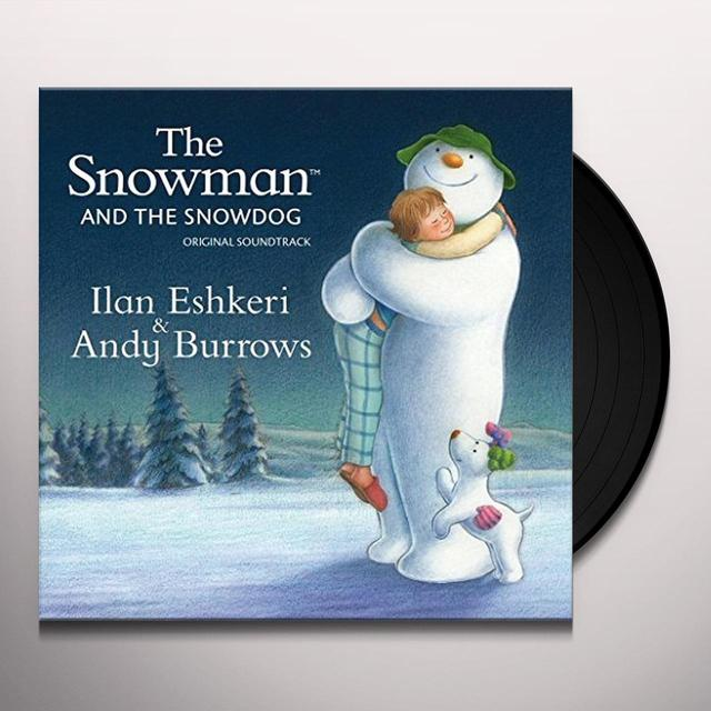SNOWMAN & THE SNOWDOG / O.S.T. (UK) SNOWMAN & THE SNOWDOG / O.S.T. Vinyl Record - UK Import