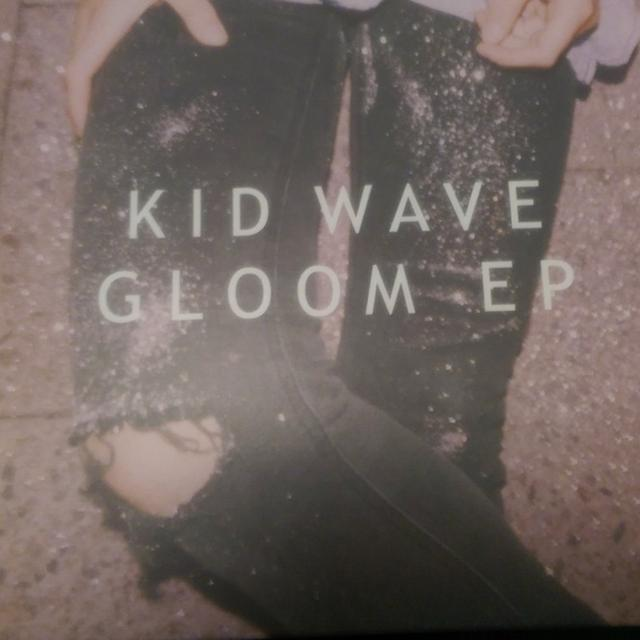 KID WAVE GLOOM Vinyl Record