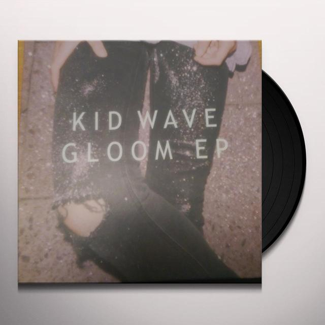 KID WAVE GLOOM Vinyl Record - UK Import