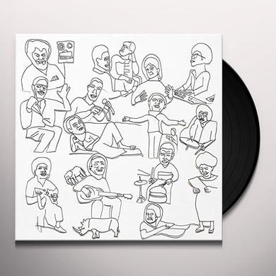 Romare ROOTS (UK) (Vinyl)