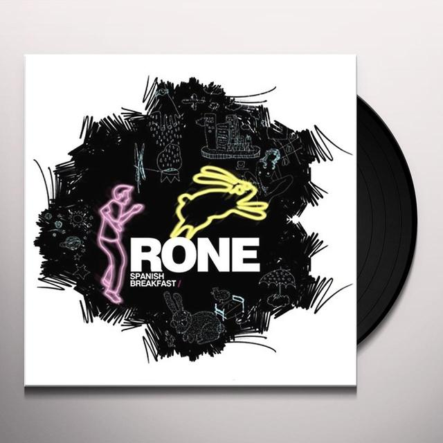 Rone SPANISH BREAKFAST (UK) (Vinyl)