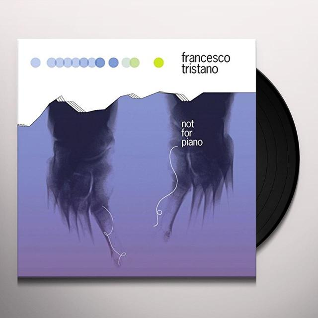Francesco Tristano NOT FOR PIANO (UK) (Vinyl)
