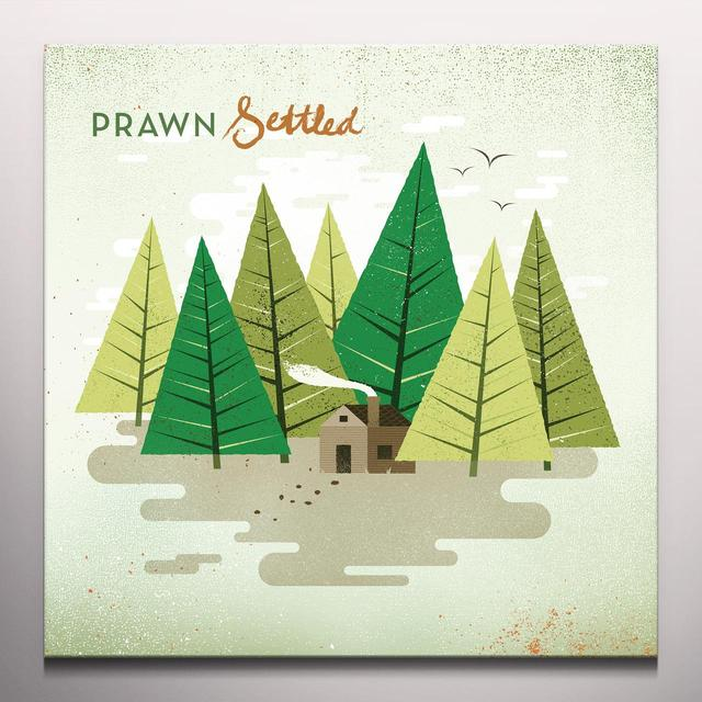 Prawn SETTLED Vinyl Record - Colored Vinyl