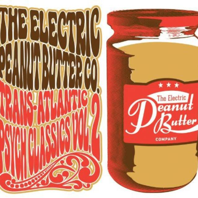 The Electric Peanut Butter Company TRANS-ATLANTIC PSYCH CLASSICS 2 Vinyl Record