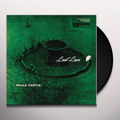 Paula Castle LOST LOVE (ORIGINAL RECORDING REMASTERED 2013) Vinyl Record