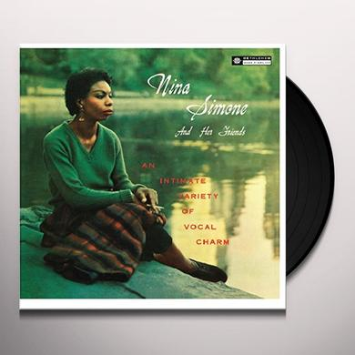SIMONE / CONNOR / MCCRAE NINA SIMONE & HER FRIENDS (ORIGINAL RECORDING Vinyl Record