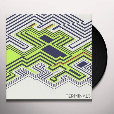 PREVITE / MEDESKI / CLINE / PARKINS / OSBY TERMINALS Vinyl Record