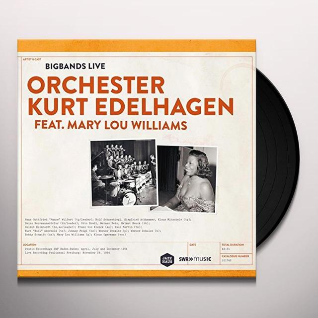 COOTS / HAWKINS / JOHNSON / DASH / KOVAC BIG BANDS LIVE: ORCHESTER KURT EDELHAGEN Vinyl Record